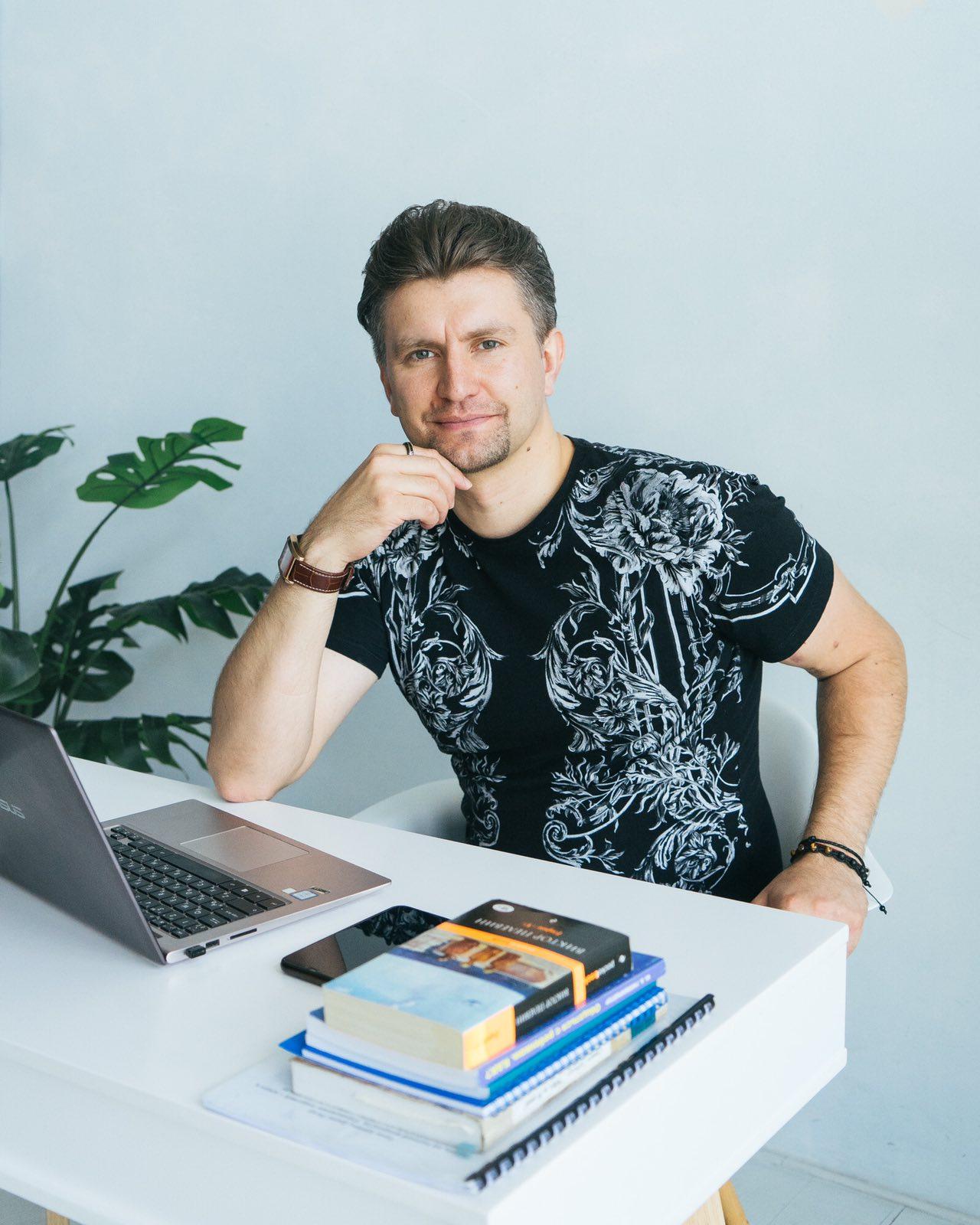 Шолонік Володимир Специалист по недвижимости